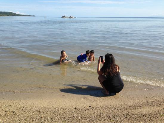 fun under the sun Picture of Kabayan Beach Resort Laiya
