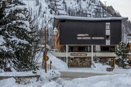 Photo of Hotel Cretes Blanche Val d'Isère