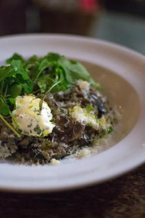 FORD'S Restaurant & Bar : mixed mushroom risotto