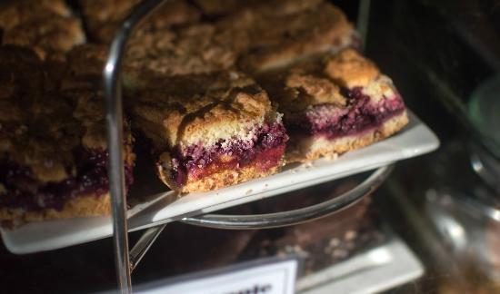 Morri Street Cafe : baked goods