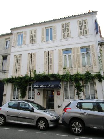 Hotel Rocafortis : Vue de l'hôtel