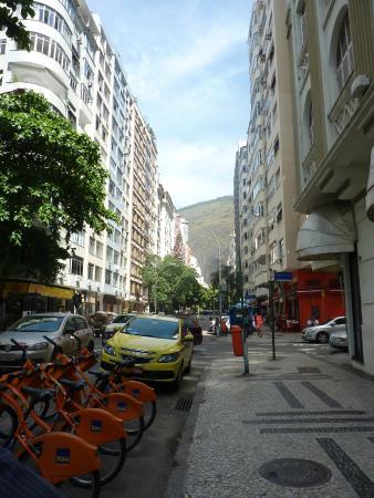 South Beach Copacabana Residence, hoteles en Río de Janeiro