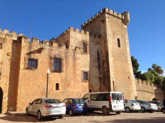 Castillo de San Fernando: Castillo de Ferrán Tarragona