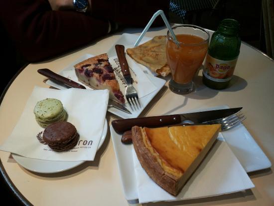 Super colazione foto di dominique saibron parigi for Colazione parigi