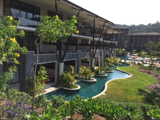 Dreams Las Mareas Costa Rica Swim Out Rooms