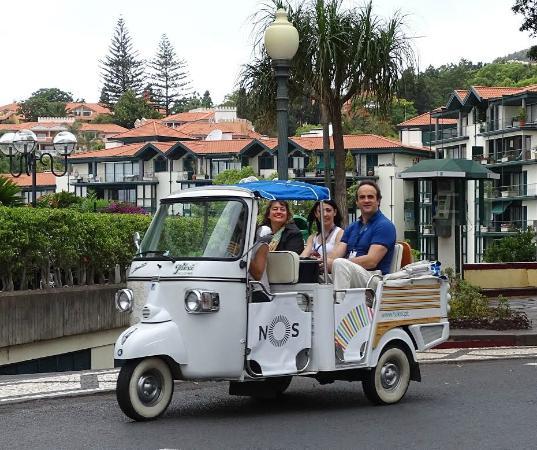 Tukxi Madeira