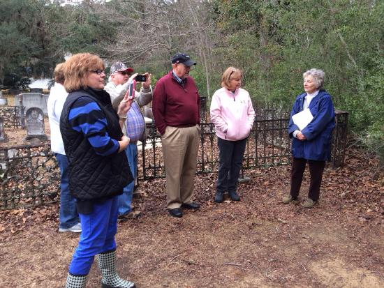 Tours of Edisto