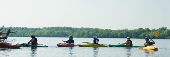 Cabin John, แมรี่แลนด์: Youth Camps and After School Kayaking
