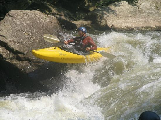 Cabin John, แมรี่แลนด์: Trips to West Virginia