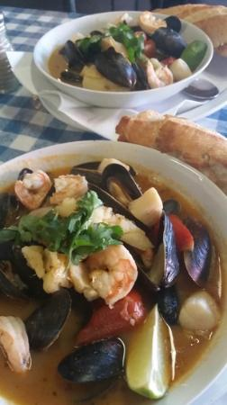 Perth, Kanada: Seafood Stew Special