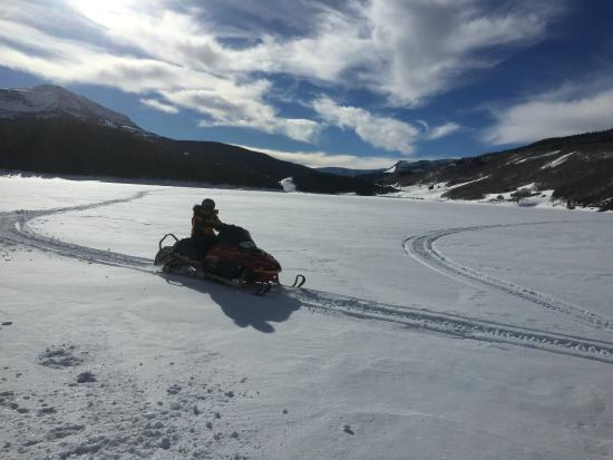 The beautiful lake for ice fishing picture of yampa for Yampa river fishing report