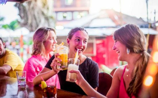 Hotel Bocas del Toro Restaurant & Bar : Fun times had by all