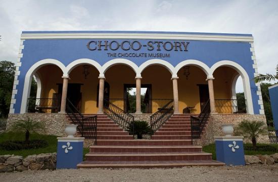 Ticul, Mexico: Casa princiopal, recpecion