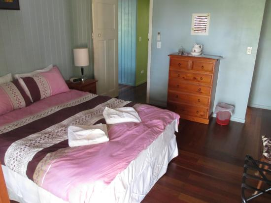 Cudgerie Homestead: Comfortable room