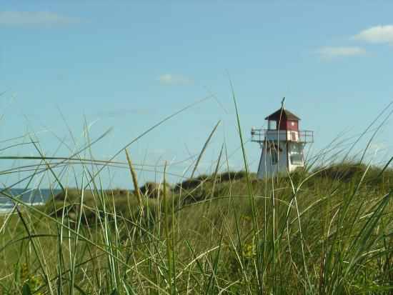 Stanhope, Canadá: Covehead Lighthouse