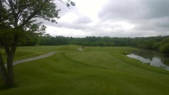 Cape May National Golf Club : 1st & 18th