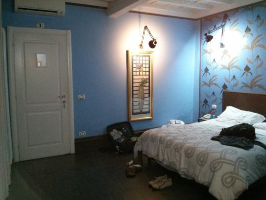 Relais Palazzo Taverna : quarto do hotel