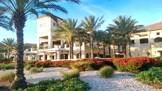 Santa Barbara Beach Golf Resort Curacao Hotel During Day