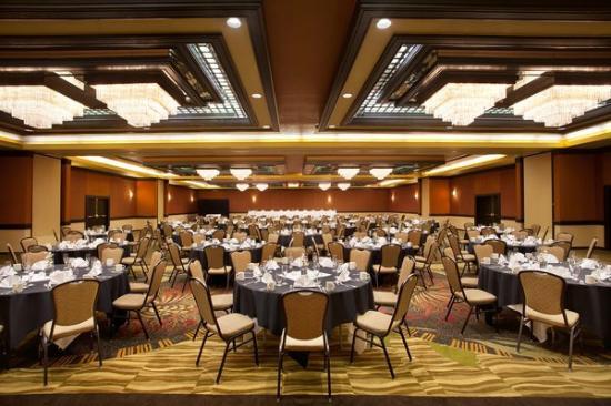 Radisson Hotel Denver Southeast : Grand Ballroom