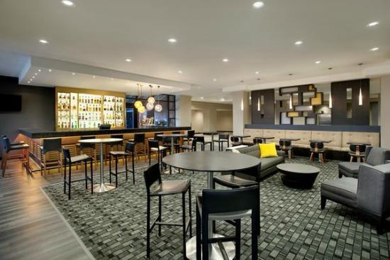 Radisson Hotel Denver Southeast : Lobby Lounge