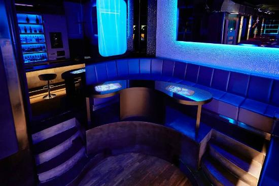 M1 Lounge Bar & Club: The Freshly Reconstructed M1