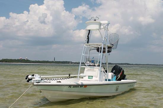 Buck Wild Inshore Fishing Charters
