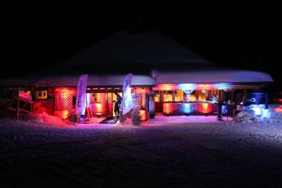 Villars-sur-Ollon, سويسرا: soirée privée