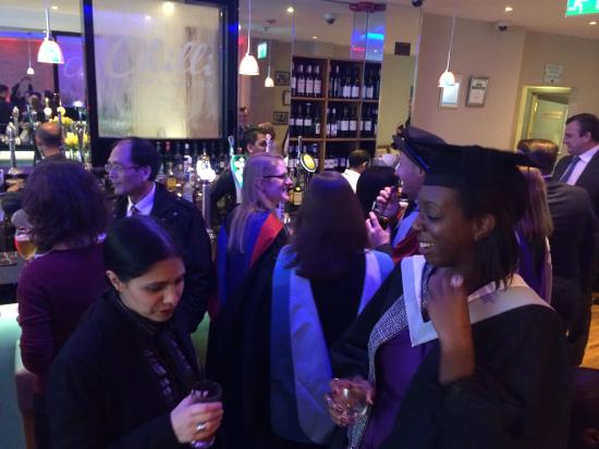 Chilli Bar & Kitchen: UH Graduation Drinks