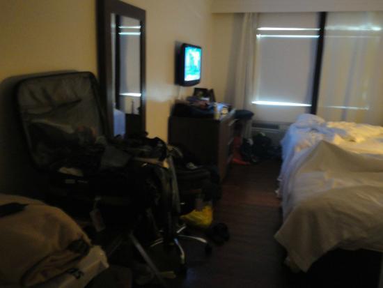 Dorchester Hotel : habitacion