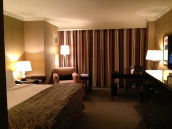Comfy And Cozy Room W Turn Down Service Picture Of Omni