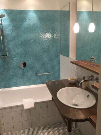Oberstenfeld, Deutschland: bathroom