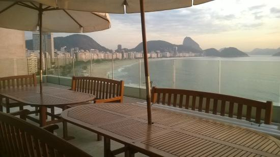 Rio Guest House ( Marta's Guest House): Terrace´s view