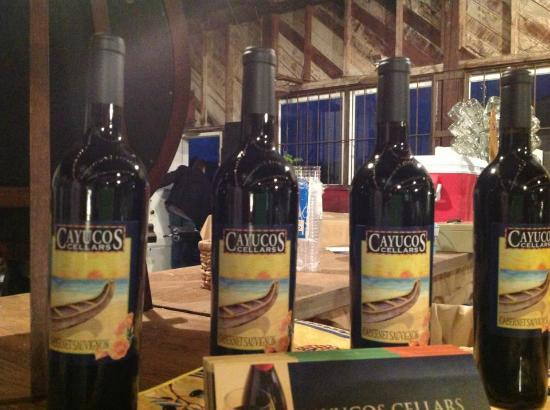 Cayucos wine