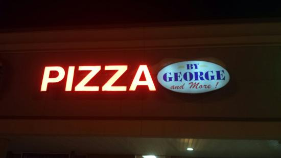 Pizza By George