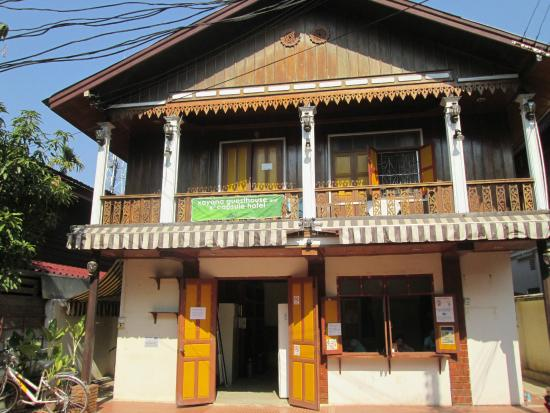 MyLaoHome Xayana Guesthouse : Outlook of the dormitory building