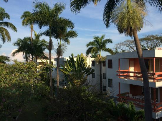 Negril Beach Club: Looking over the grounds