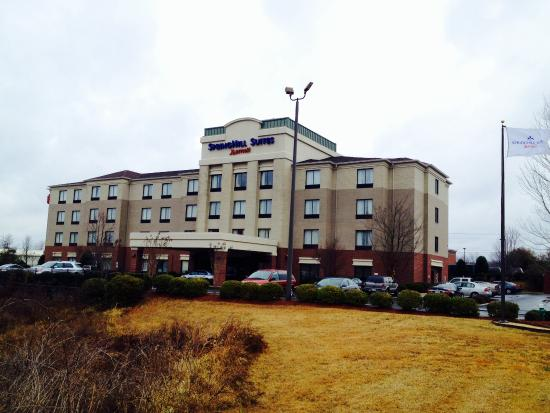 SpringHill Suites Greensboro: Springhill Suites- Greensboro