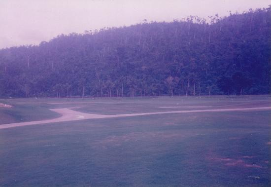 Nexus Resort Golf Course : Another part of the course
