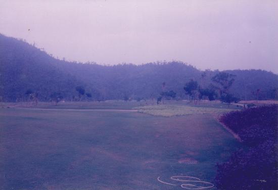 Nexus Resort Golf Course : Part of the course