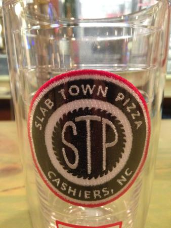Slab Town Pizza : Buy a cup with your pizza!