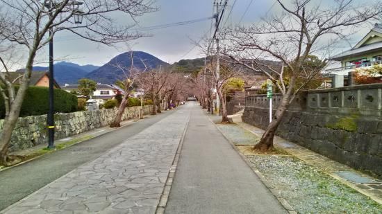 本妙寺 参道