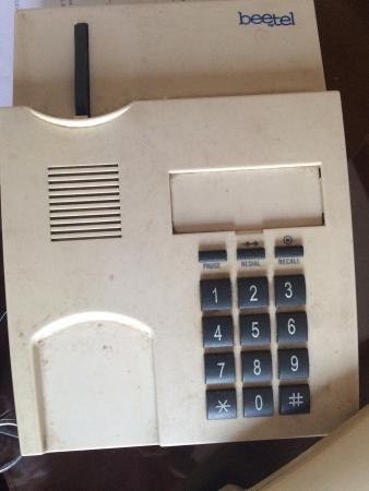 The Merwara Palace: Unhygienic phone in room