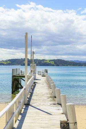 The Beach House : Wharf