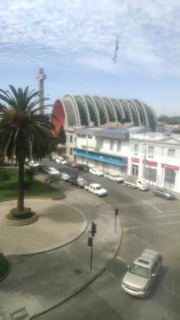 Gran Hotel Isabel Riquelme: Vista desde hotel, 4to piso