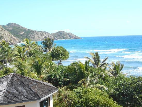 Biras Creek Resort: View of the Atlantic side