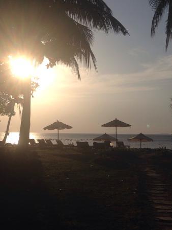 Nautilus Resort: In the evening