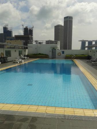 roof top pool picture of ymca one orchard singapore tripadvisor