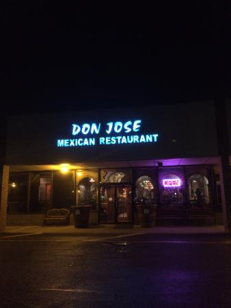 Don Jose Mexican Restaurant: yey