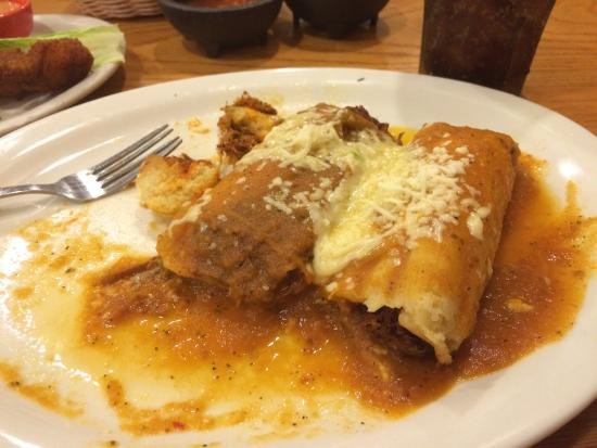 Charlotte Hall, MD: Tamales were a big disappointment tonight...over cooked mushy filling and way way to much masa-