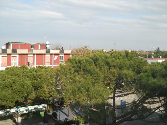 Hotel Ca' di Valle: Blick vom Balkon